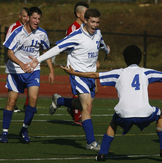BLIND BROOK SOCCER
